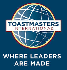 Ruvesteps is verbonden aan Toastmasters International