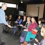 Rudy Veraar (Ruvesteps) - geeft workshop bewust opkomen voor jezelf - Internationale Vrouwendag