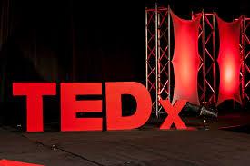 TEDx - verspreiden van ideeën