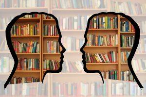 Wijsheden uit boeken (books) verrijken de ziel
