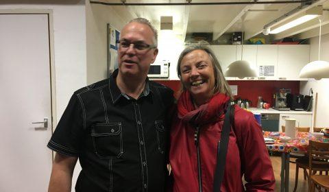 Rudy Veraar en Gerda Lenselink