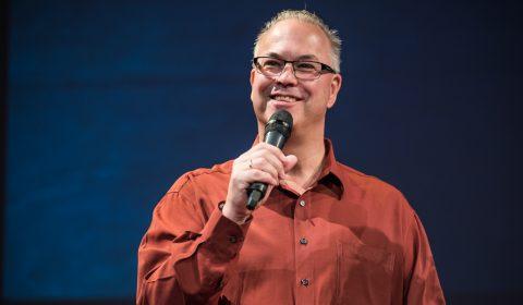 Rudy Veraar TEDXAlmere 2017 - Hoofd boven het maaiveld