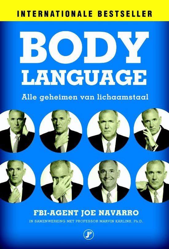 Body Language - Joe Navarro