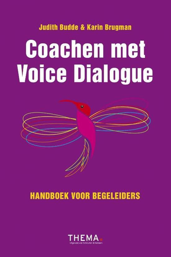 Coachen met voice dialogue - Judith Budde