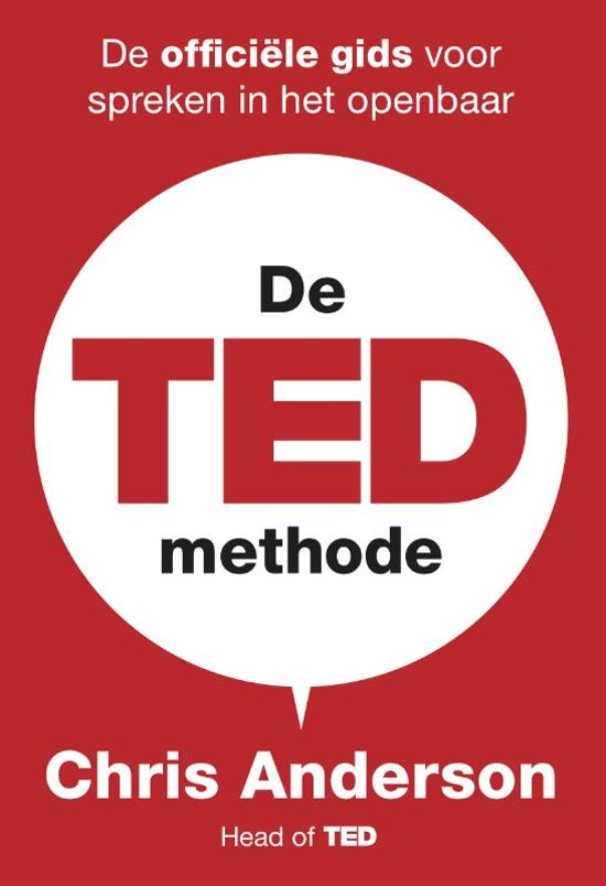 De Ted Methode - Chris Anderson