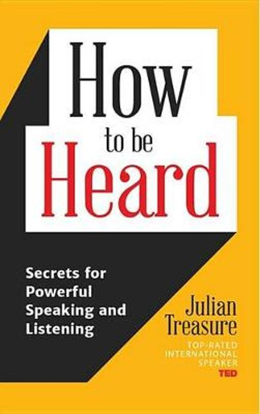 How to be heard - Julian Treasure